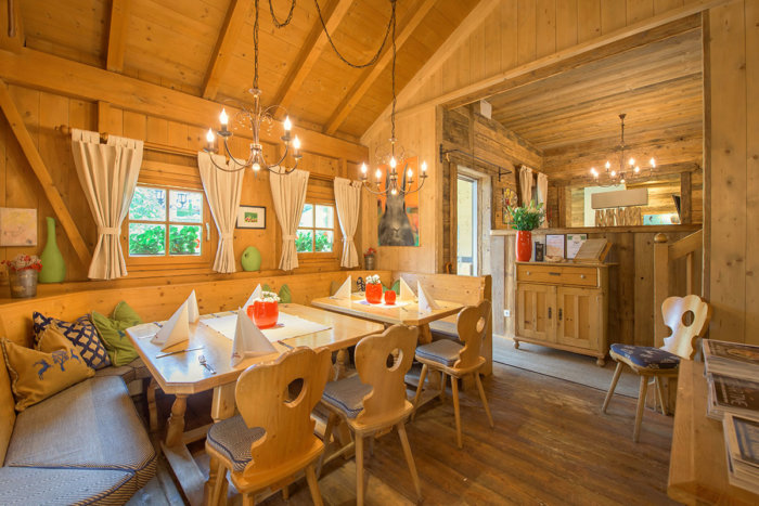 Zum Holzwurm - Restaurant in Flachau, Salzburger Land